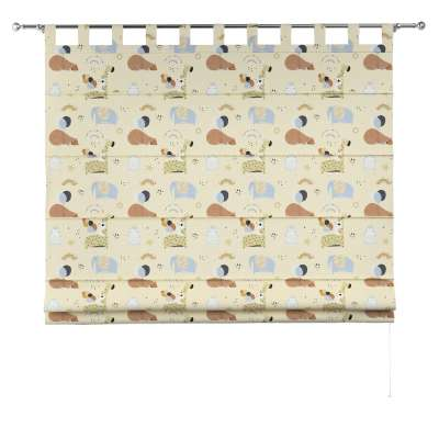 Oli tab top roman blind in collection Magic Collection, fabric: 500-46