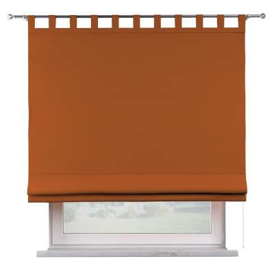 Oli tab top roman blind 702-42 ginger Collection Cotton Story
