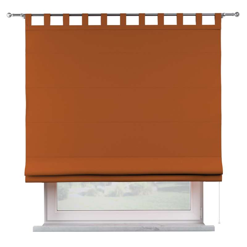 Oli tab top roman blind in collection Cotton Story, fabric: 702-42