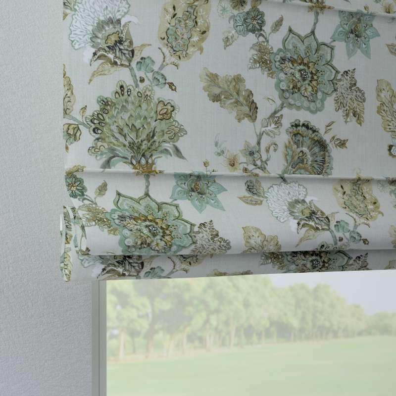 Vouwgordijn Verona van de collectie Flowers, Stof: 143-67