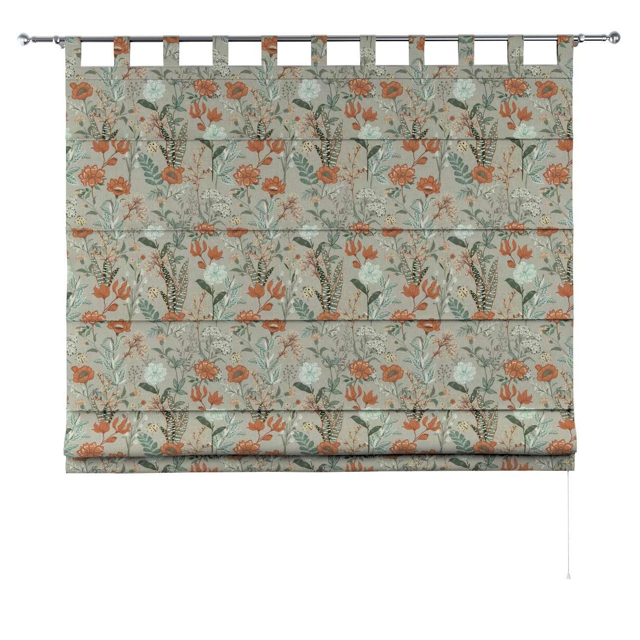 Rímska roleta Verona V kolekcii Flowers, tkanina: 143-70