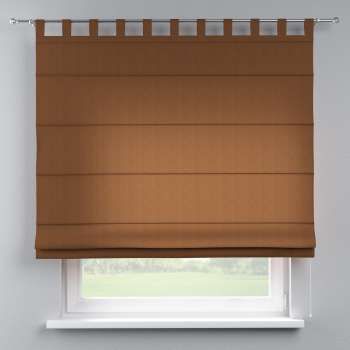 Verona tab top roman blind 80 x 170 cm (31.5 x 67 inch) in collection Jupiter, fabric: 127-88