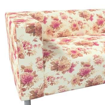 Pokrowiec na sofę Klippan 4-osobową w kolekcji Mirella, tkanina: 141-06