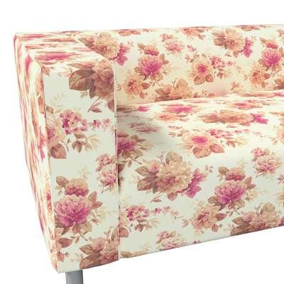 Pokrowiec na sofę Klippan 4-osobową w kolekcji Londres, tkanina: 141-06