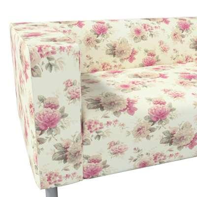 Pokrowiec na sofę Klippan 4-osobową w kolekcji Londres, tkanina: 141-07