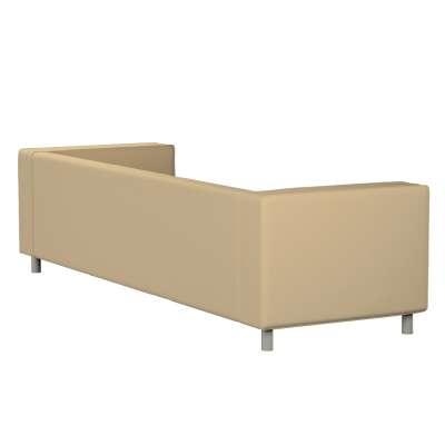 Klippan keturvietės sofos užvalkalas kolekcijoje Cotton Panama, audinys: 702-01