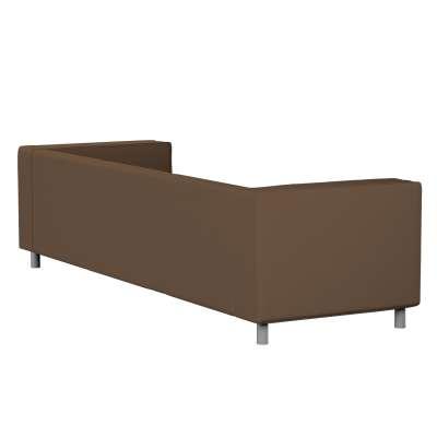 Pokrowiec na sofę Klippan 4-osobową w kolekcji Cotton Panama, tkanina: 702-02