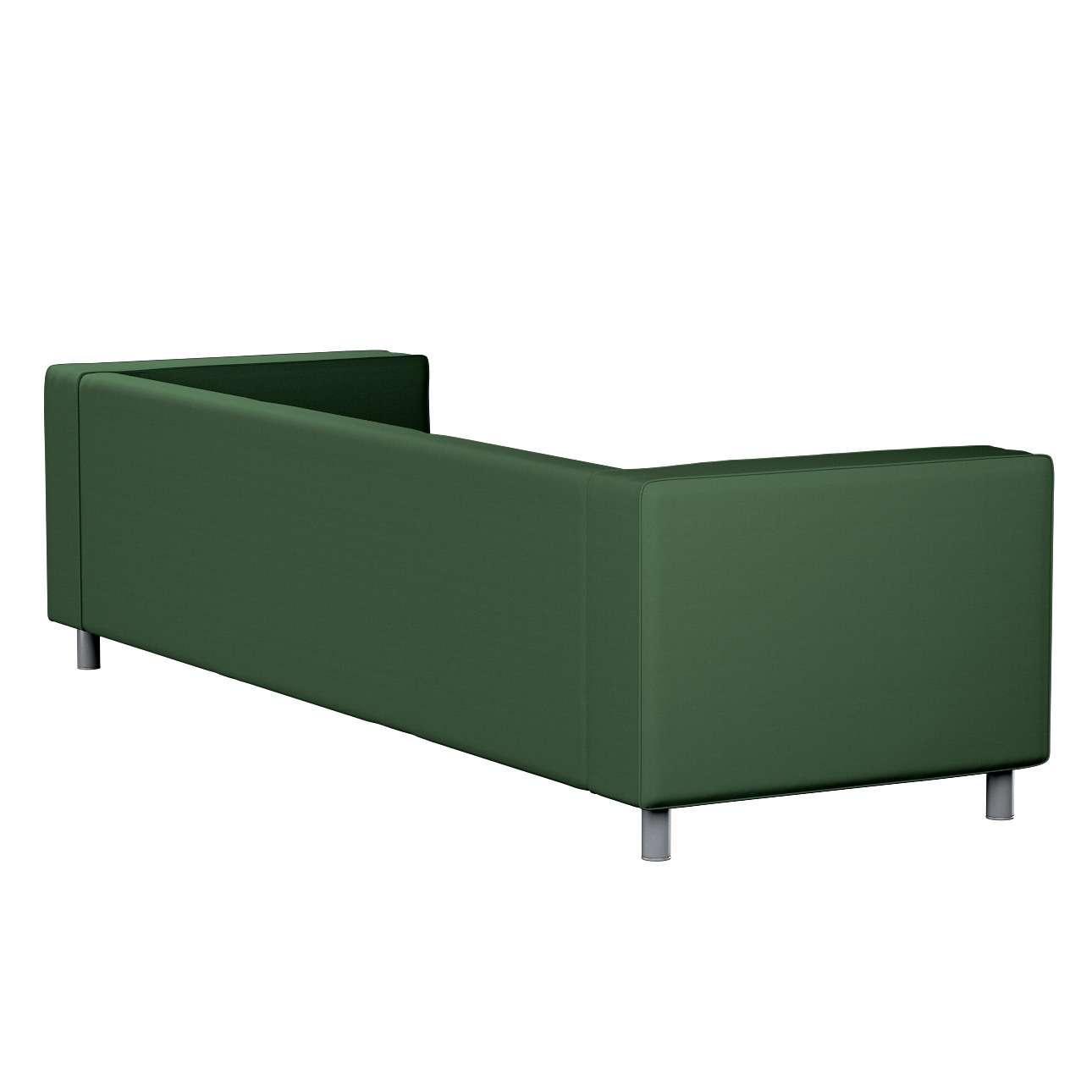 Pokrowiec na sofę Klippan 4-osobową w kolekcji Cotton Panama, tkanina: 702-06
