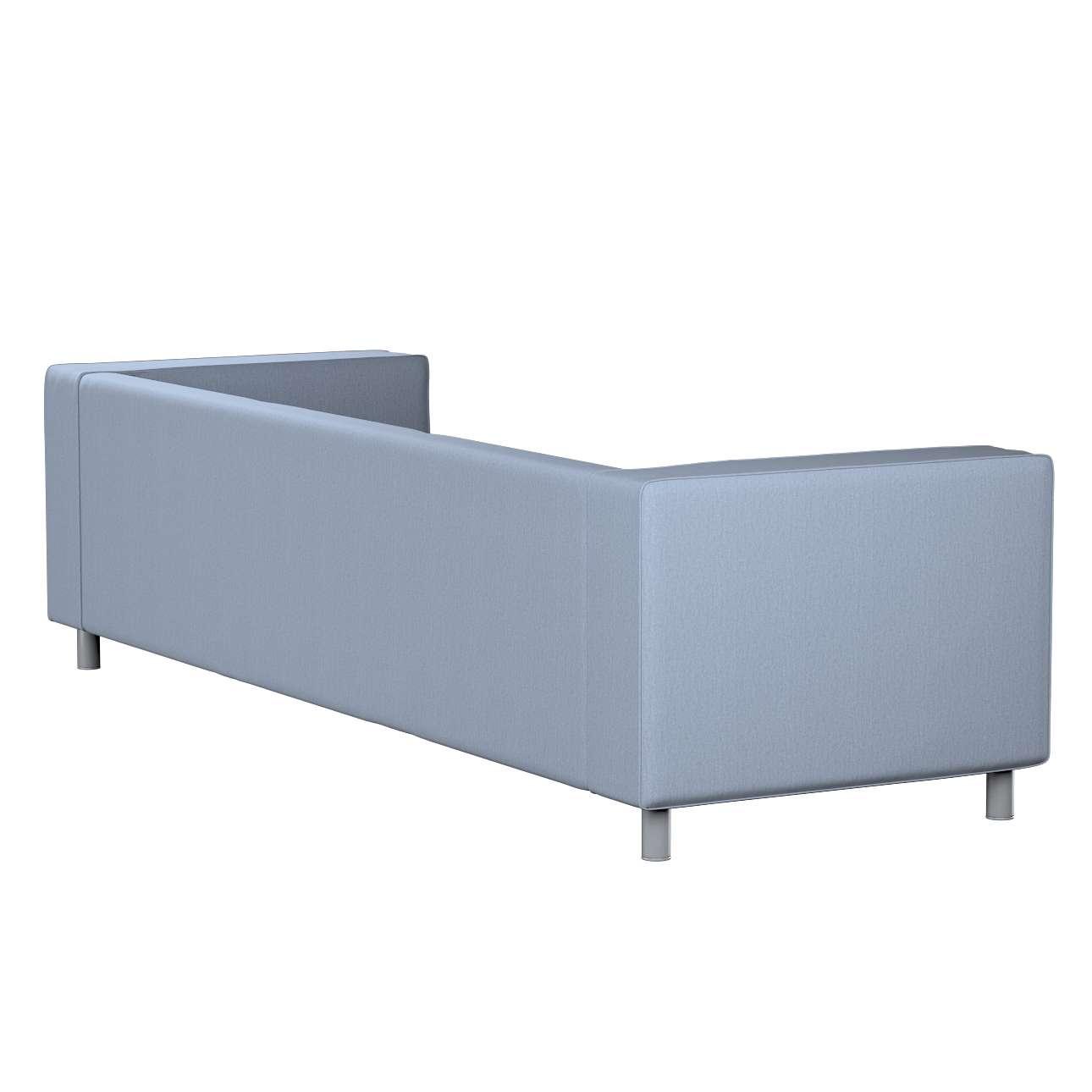 Klippan keturvietės sofos užvalkalas kolekcijoje Chenille, audinys: 702-13