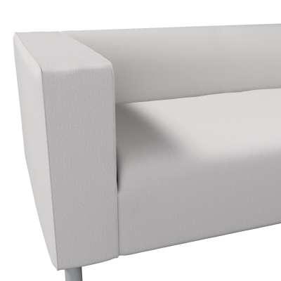 Pokrowiec na sofę Klippan 4-osobową w kolekcji Chenille, tkanina: 702-23