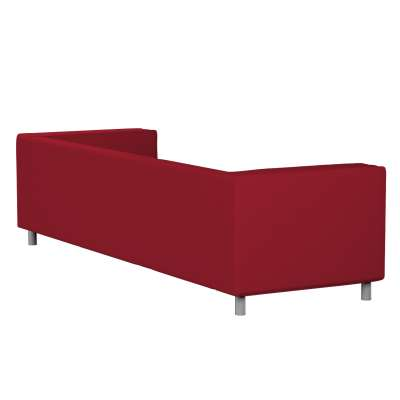 Klippan keturvietės sofos užvalkalas kolekcijoje Chenille, audinys: 702-24