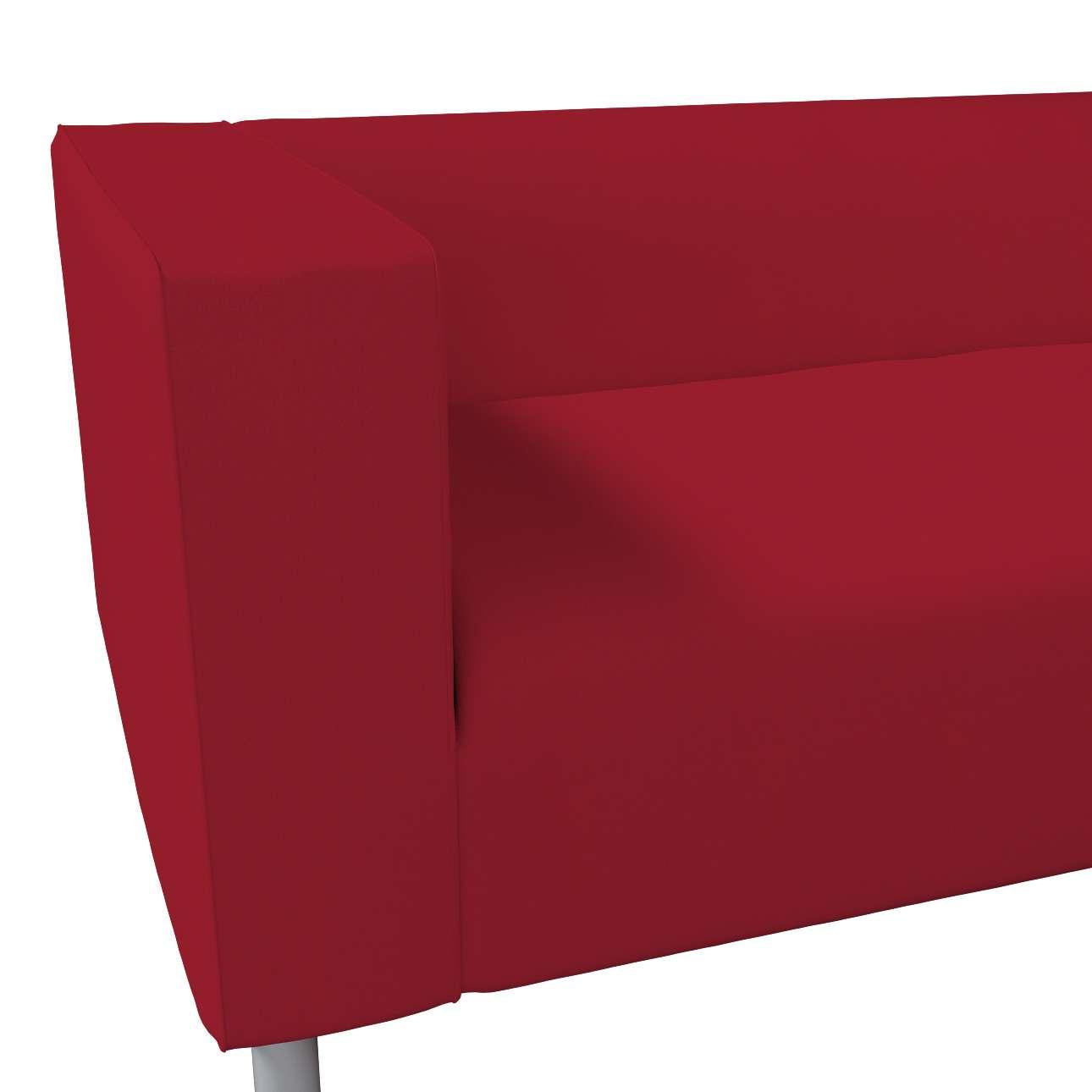 Klippan 4-üléses kanapéhuzat a kollekcióból CHENILLE Bútorszövet, Dekoranyag: 702-24