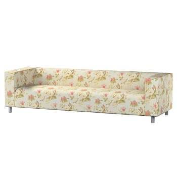 Pokrowiec na sofę Klippan 4-osobową Sofa Klippan 4-osobowa w kolekcji Londres, tkanina: 123-65