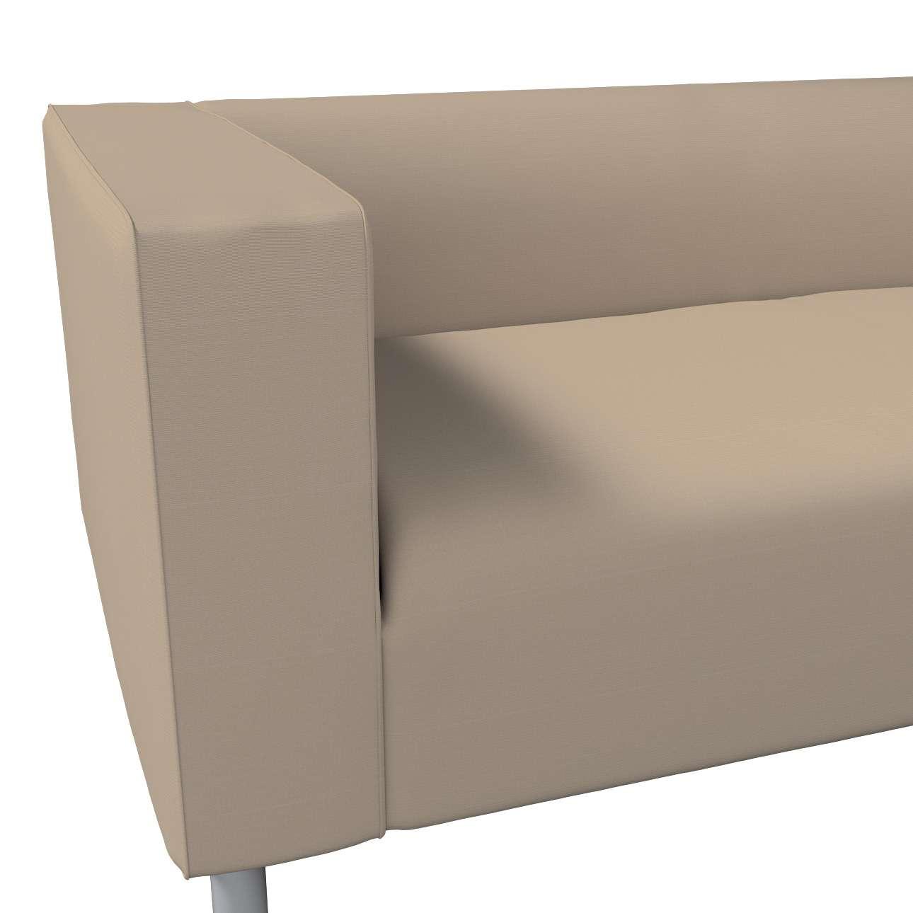 Klippan keturvietės sofos užvalkalas kolekcijoje Cotton Panama, audinys: 702-28