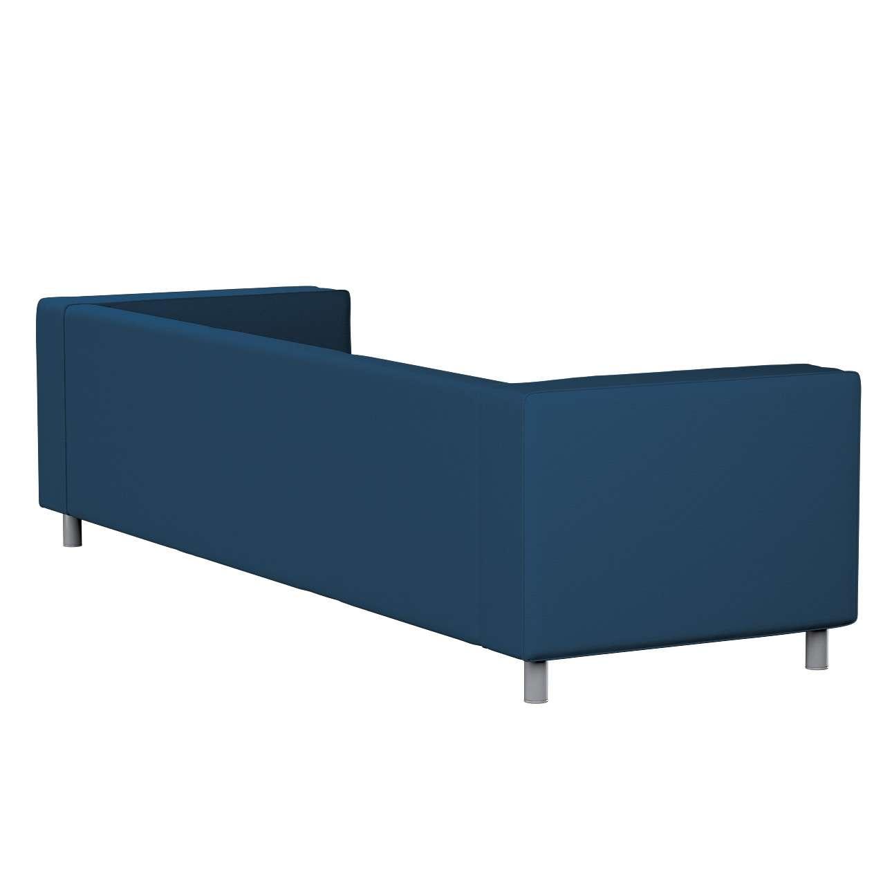 Klippan keturvietės sofos užvalkalas kolekcijoje Cotton Panama, audinys: 702-30