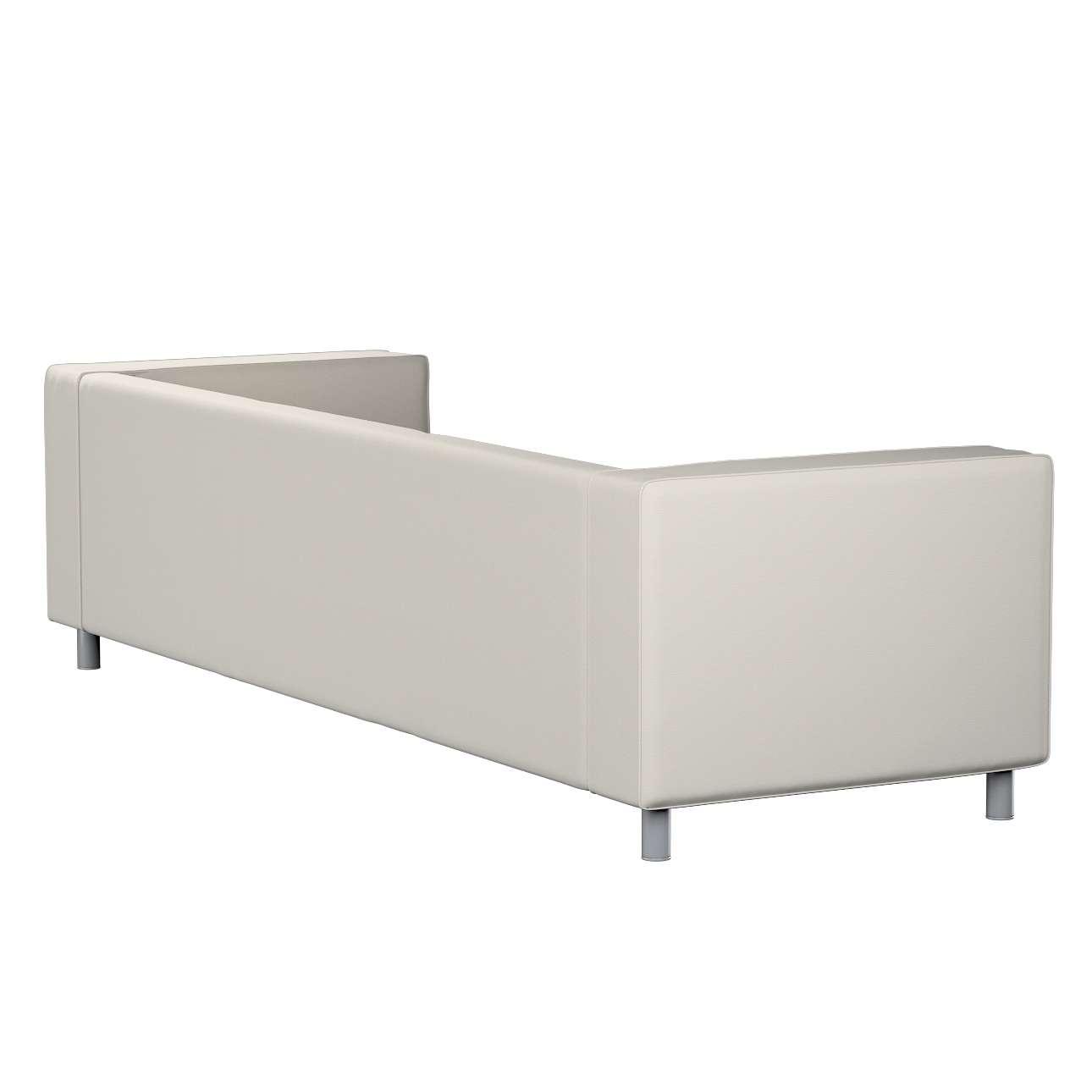 Klippan keturvietės sofos užvalkalas kolekcijoje Cotton Panama, audinys: 702-31