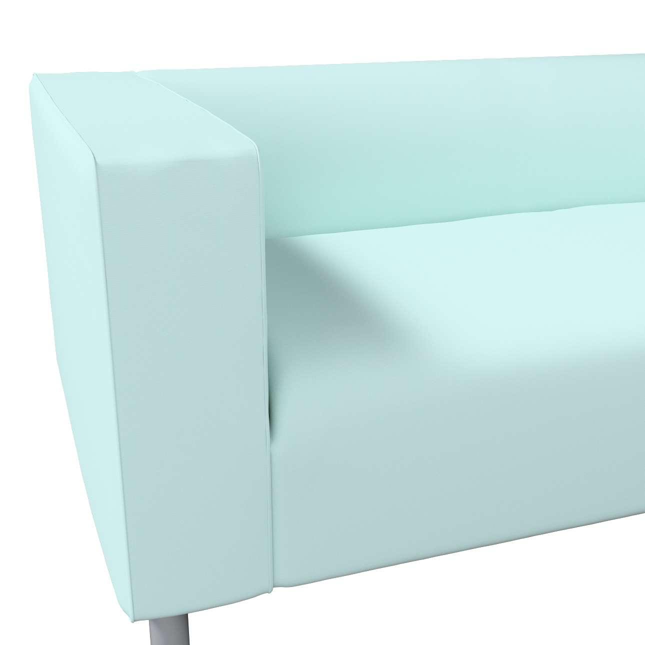 Klippan keturvietės sofos užvalkalas kolekcijoje Cotton Panama, audinys: 702-10