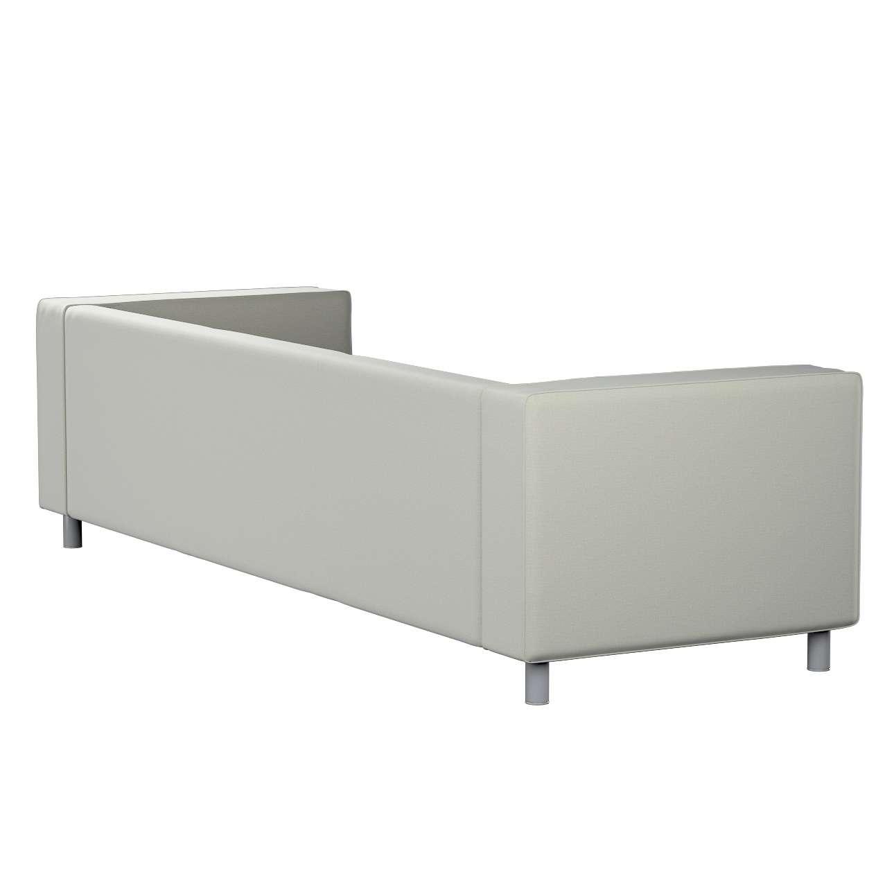 Pokrowiec na sofę Klippan 4-osobową w kolekcji Ingrid, tkanina: 705-41
