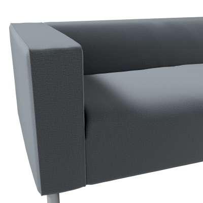 Pokrowiec na sofę Klippan 4-osobową w kolekcji Ingrid, tkanina: 705-43
