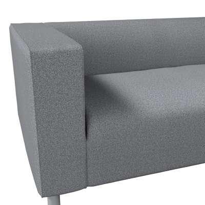 Pokrowiec na sofę Klippan 4-osobową w kolekcji Amsterdam, tkanina: 704-47