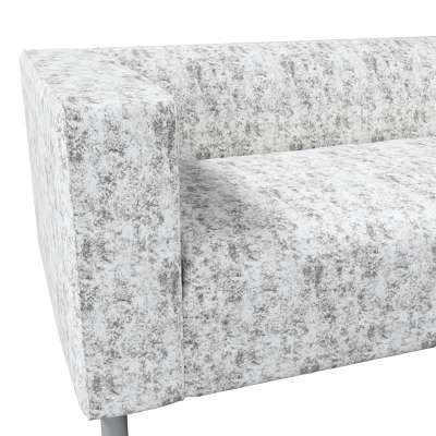 Pokrowiec na sofę Klippan 4-osobową w kolekcji Velvet, tkanina: 704-49