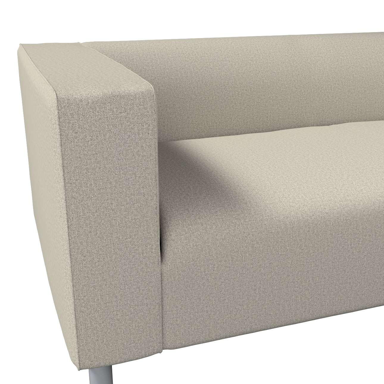Pokrowiec na sofę Klippan 4-osobową w kolekcji Madrid, tkanina: 161-23