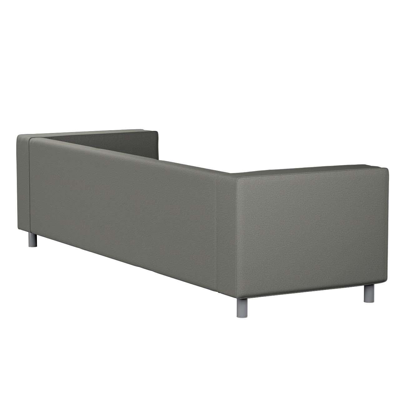 Pokrowiec na sofę Klippan 4-osobową w kolekcji Etna, tkanina: 161-25