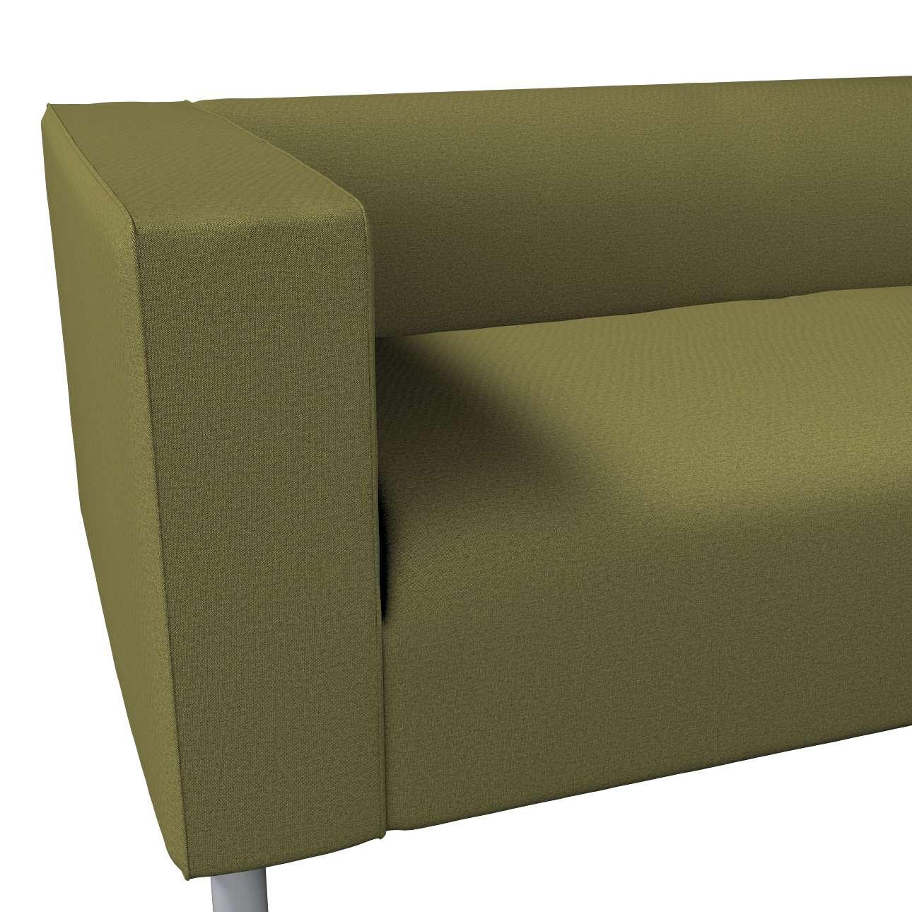 Pokrowiec na sofę Klippan 4-osobową w kolekcji Etna, tkanina: 161-26