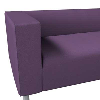 Pokrowiec na sofę Klippan 4-osobową w kolekcji Etna, tkanina: 161-27