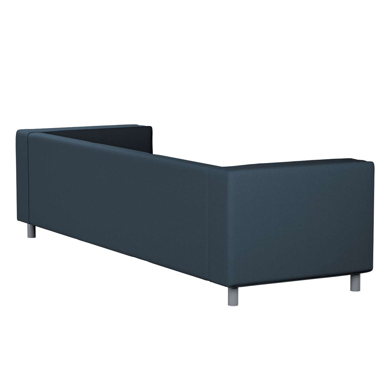 Pokrowiec na sofę Klippan 4-osobową w kolekcji Etna, tkanina: 705-30