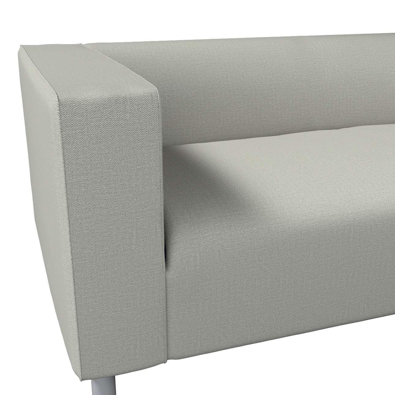 Pokrowiec na sofę Klippan 4-osobową w kolekcji Bergen, tkanina: 161-83