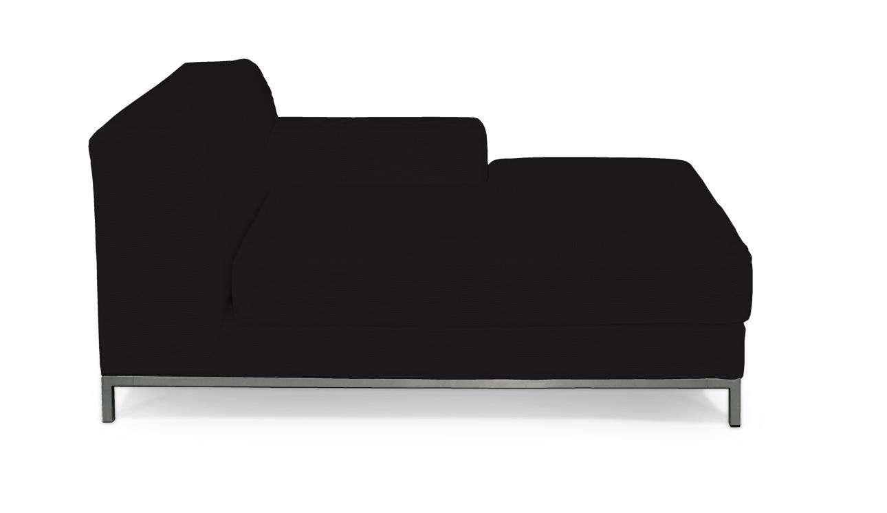 Kramfors Recamiere rechts Sofabezug Recamiere rechts Kramfors von der Kollektion Cotton Panama, Stoff: 702-09