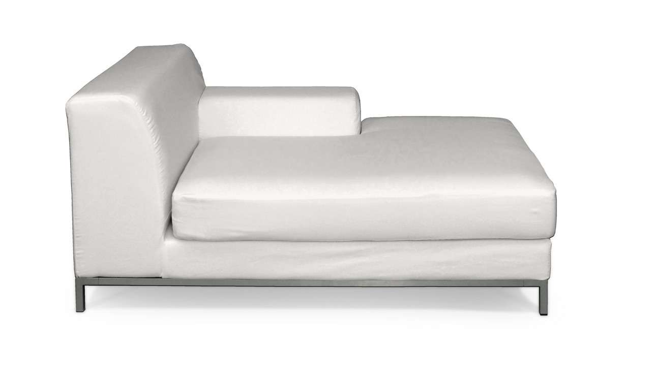 Kramfors Recamiere rechts Sofabezug Recamiere rechts Kramfors von der Kollektion Cotton Panama, Stoff: 702-34