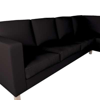 IKEA zitbankhoes/ overtrek voor Karlanda hoekbank links van de collectie Cotton Panama, Stof: 702-09