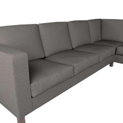 Pokrowiec na sofę narożną lewostronną Karlanda w kolekcji Edinburgh, tkanina: 115-77