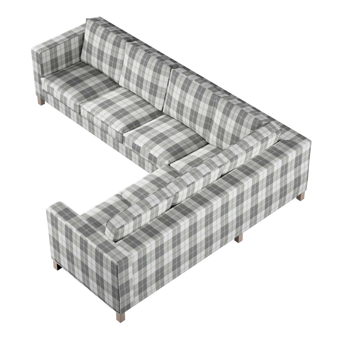 Pokrowiec na sofę narożną lewostronną Karlanda w kolekcji Edinburgh, tkanina: 115-79