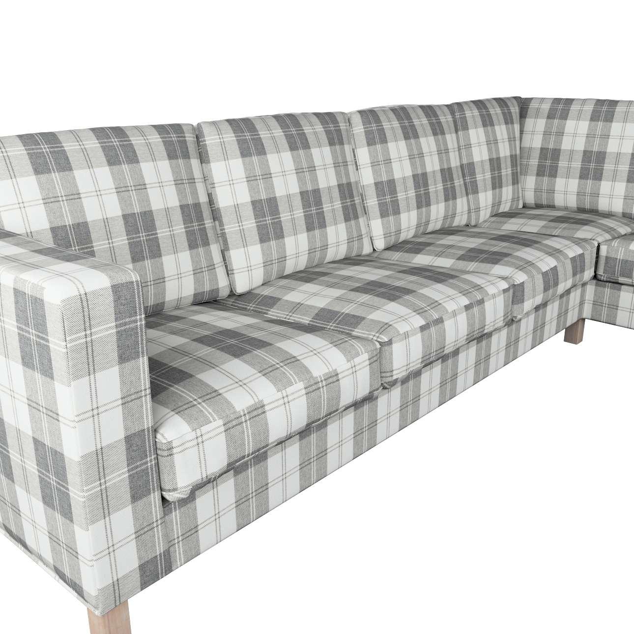 IKEA zitbankhoes/ overtrek voor Karlanda hoekbank links van de collectie Edinburgh, Stof: 115-79