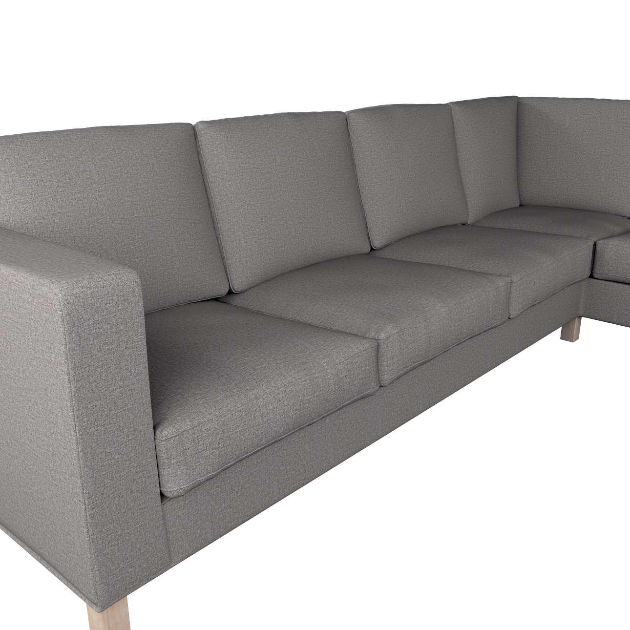 Pokrowiec na sofę narożną lewostronną Karlanda w kolekcji Edinburgh, tkanina: 115-81