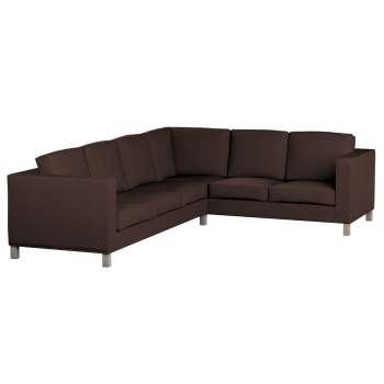 Pokrowiec na sofę narożną lewostronną Karlanda w kolekcji Chenille, tkanina: 702-18