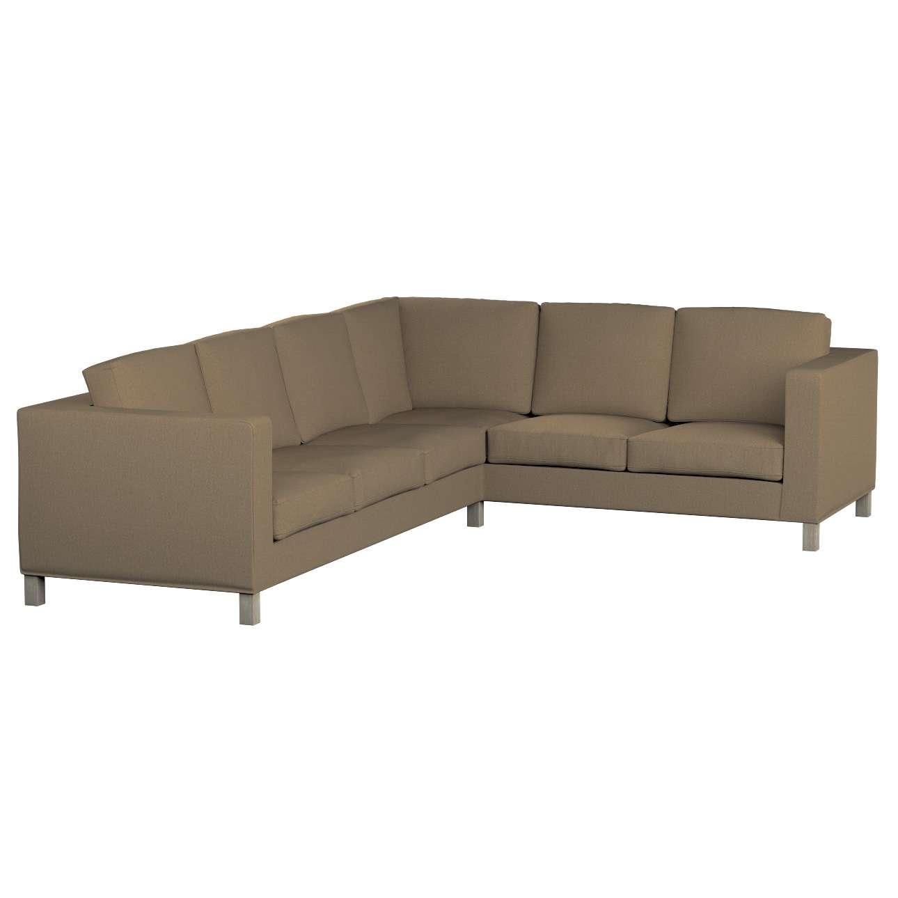 Pokrowiec na sofę narożną lewostronną Karlanda Sofa narożna lewostronna Karlanda w kolekcji Chenille, tkanina: 702-21