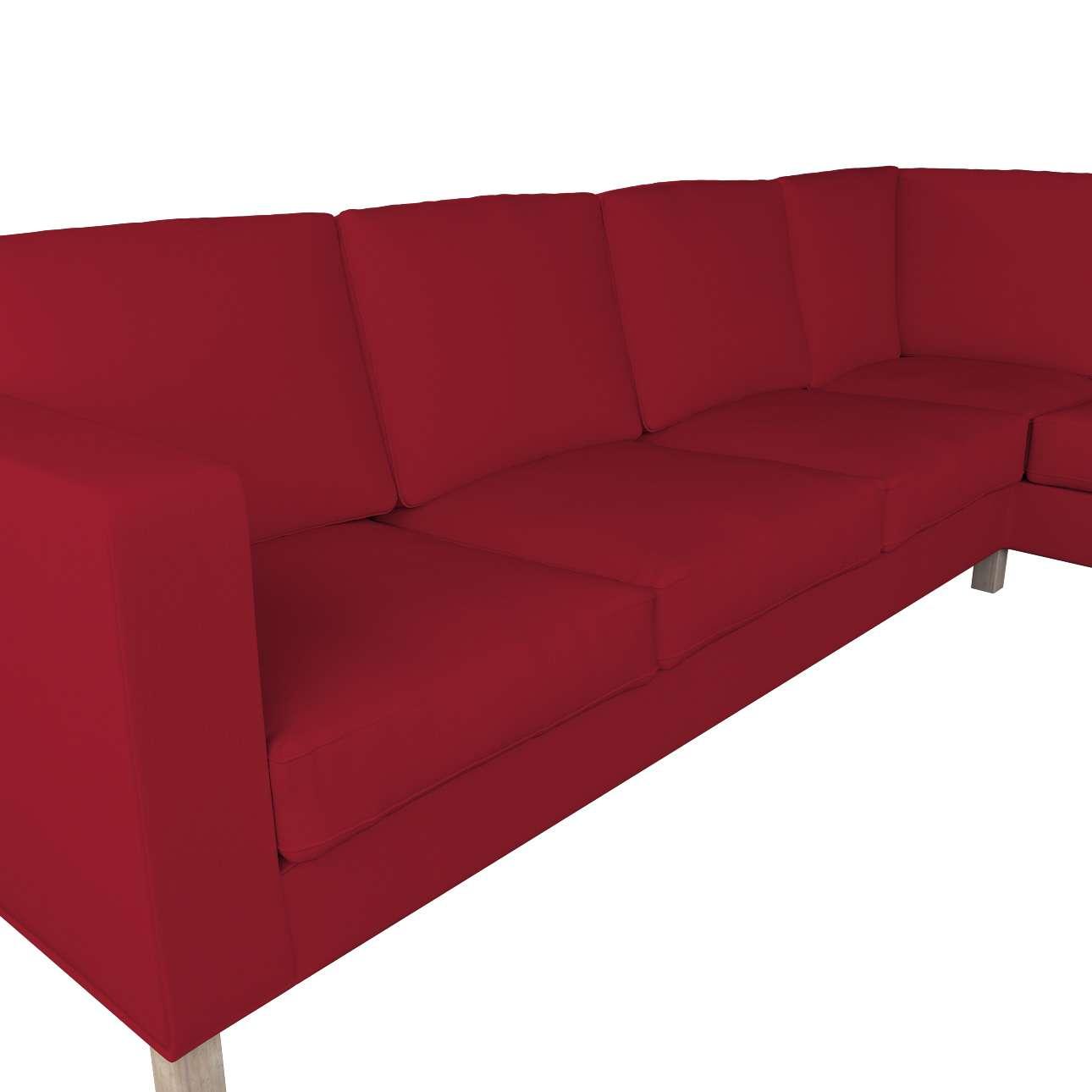 Pokrowiec na sofę narożną lewostronną Karlanda w kolekcji Chenille, tkanina: 702-24