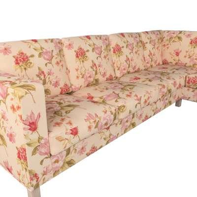 Pokrowiec na sofę narożną lewostronną Karlanda w kolekcji Londres, tkanina: 123-05