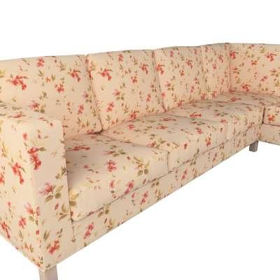 Pokrowiec na sofę narożną lewostronną Karlanda w kolekcji Londres, tkanina: 124-05