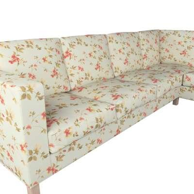 IKEA zitbankhoes/ overtrek voor Karlanda hoekbank links van de collectie Londres , Stof: 124-65