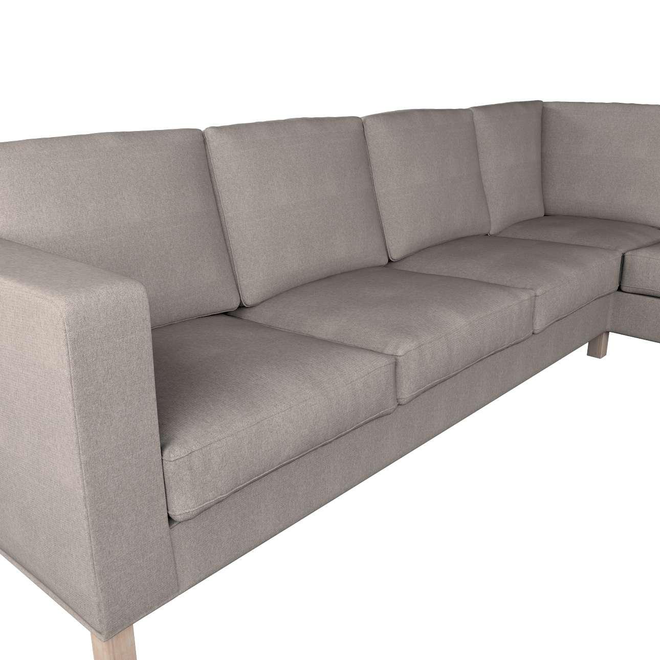 Pokrowiec na sofę narożną lewostronną Karlanda w kolekcji Etna, tkanina: 705-09