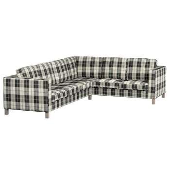 Pokrowiec na sofę narożną lewostronną Karlanda Sofa narożna lewostronna Karlanda w kolekcji Edinburgh, tkanina: 115-74