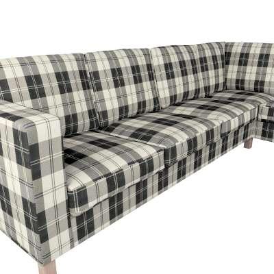 Pokrowiec na sofę narożną lewostronną Karlanda w kolekcji Edinburgh, tkanina: 115-74