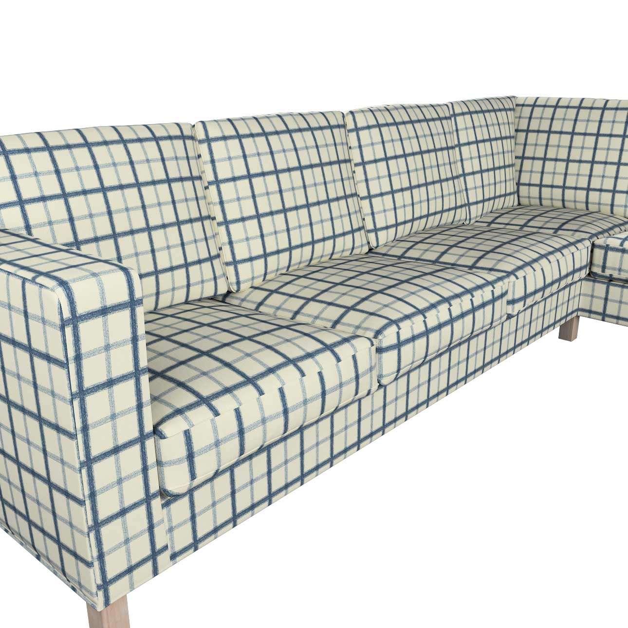 KARLANDA kampinės sofos (kairės) užvalkalas kolekcijoje Avinon, audinys: 131-66