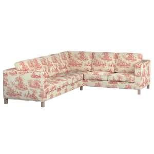 Pokrowiec na sofę narożną lewostronną Karlanda Sofa narożna lewostronna Karlanda w kolekcji Avinon, tkanina: 132-15
