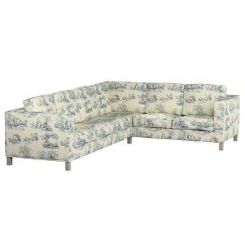 Pokrowiec na sofę narożną lewostronną Karlanda Sofa narożna lewostronna Karlanda w kolekcji Avinon, tkanina: 132-66